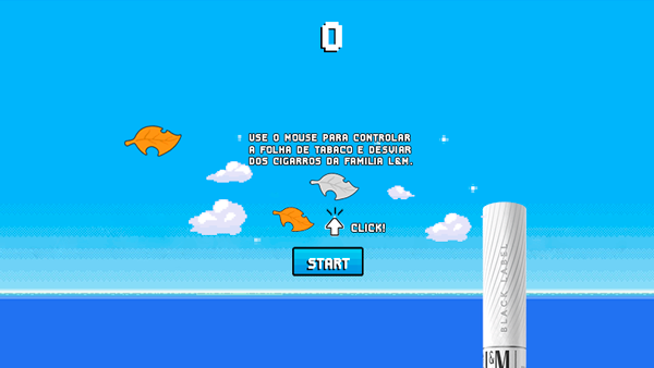 Game Flappy Tabaco